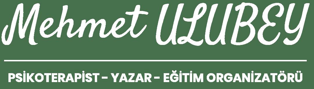 Psikoterapist Mehmet ULUBEY