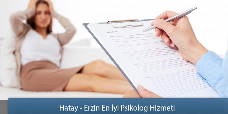 Hatay - Erzin En İyi Psikolog Hizmeti