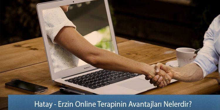Hatay - Erzin Online Terapinin Avantajları Nelerdir? Neden Online Terapi?