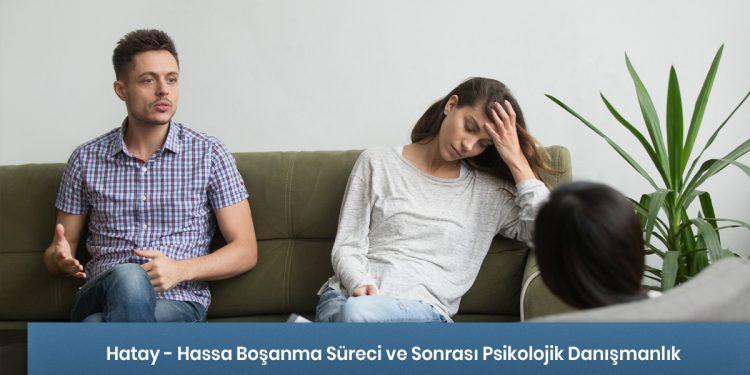 Hatay - Hassa Boşanma Süreci ve Sonrası Psikolojik Danışmanlık Hizmeti